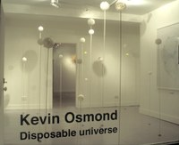 DISPOSABLE UNIVERSE EXHIBITION A BIG SUCCESS