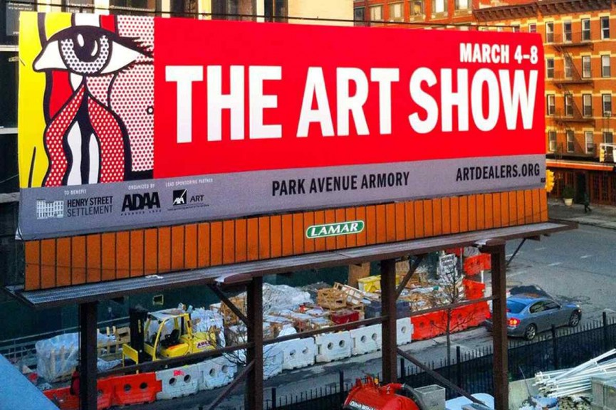 THE ART SHOW ADAA 2015
