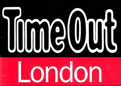 TIME OUT LONDON LOGO