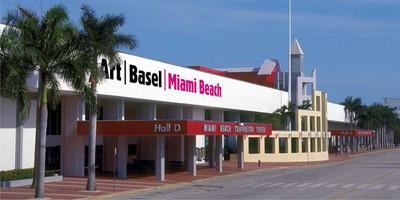 ART BASEL MIAMI 2013 EXHIBITION